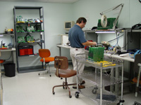 Electronic Diagnostic and Repair Lab